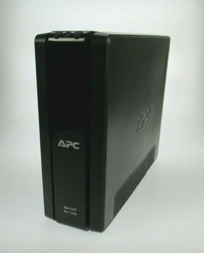 APC BR1200GI Power Saving Back-UPS Pro 1200VA / 720 Watt LCD Desktop UPS 230V